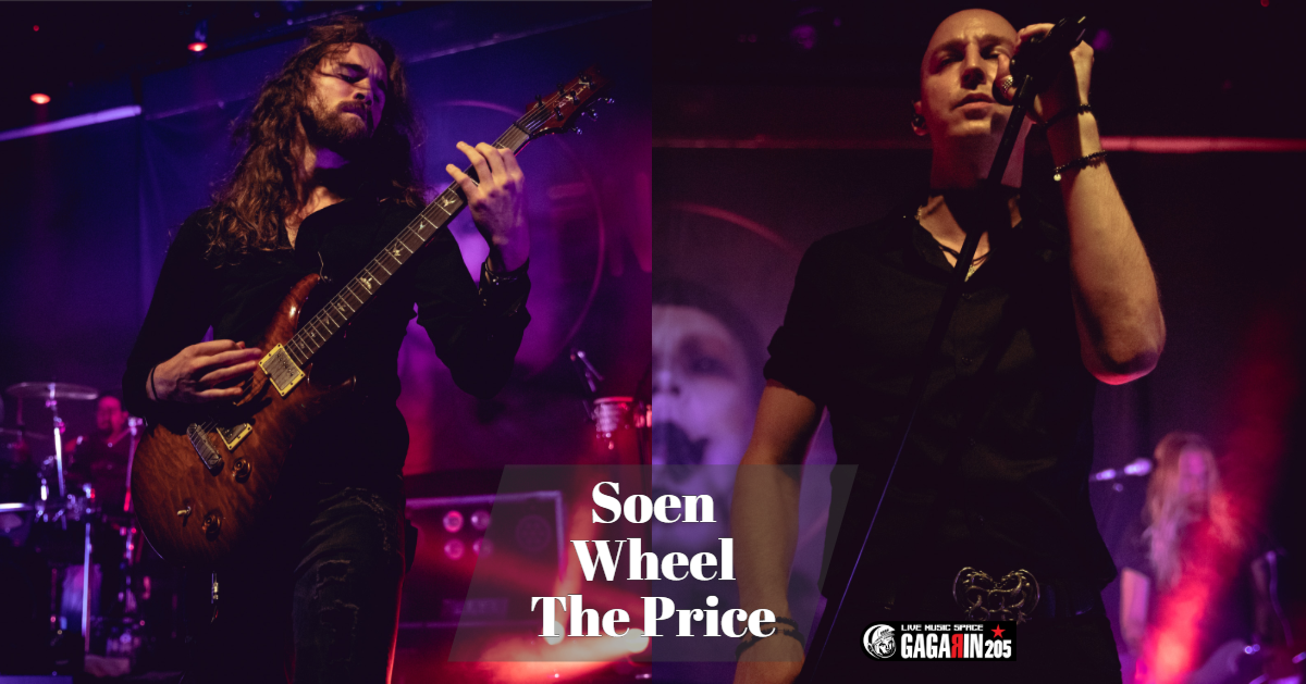 Soen, Wheel, The Price @ Gagarin 205_banner.png