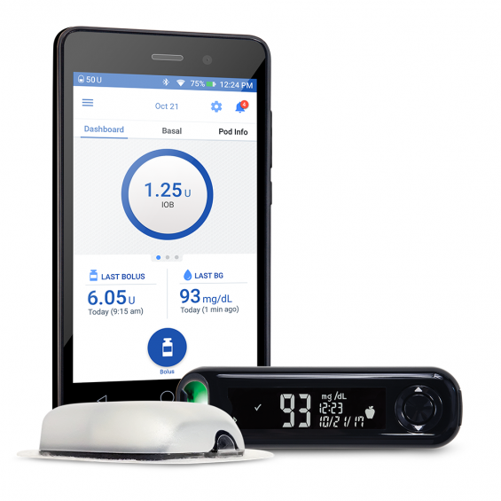 Omnipod Dash gets FDA Approval! — Arden's Day and The