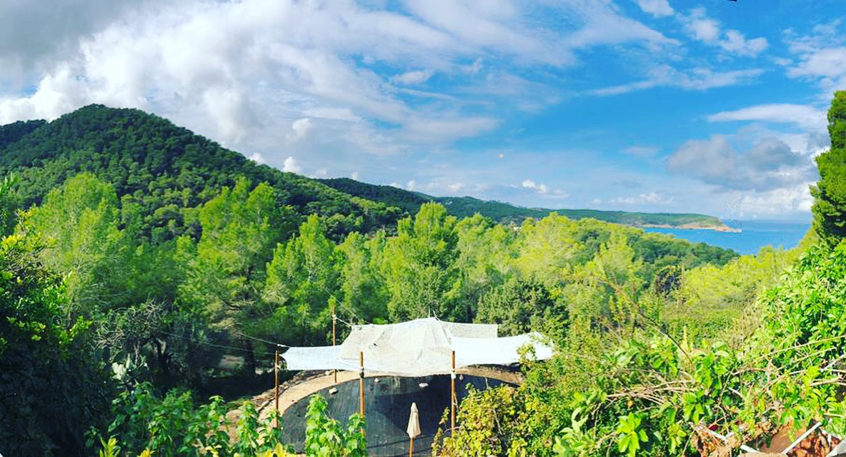Retreats - Join us for 4 or 7 Day Retreats or for Kundalini Yoga Bed & Breakfast on Top of the Magical Mountains in Ibiza.