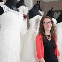 Be Beautiful!  Erin Bouchard  Owner of Once Upon a Time Weddings