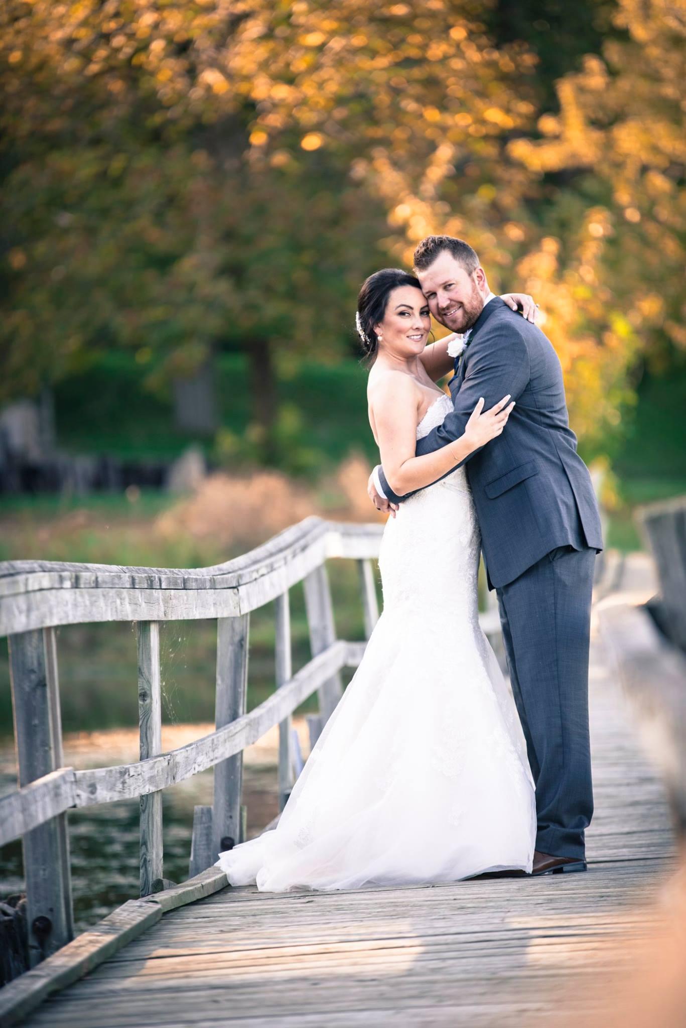 Bride: Ashley  Photographer:  Darren Miller Photography