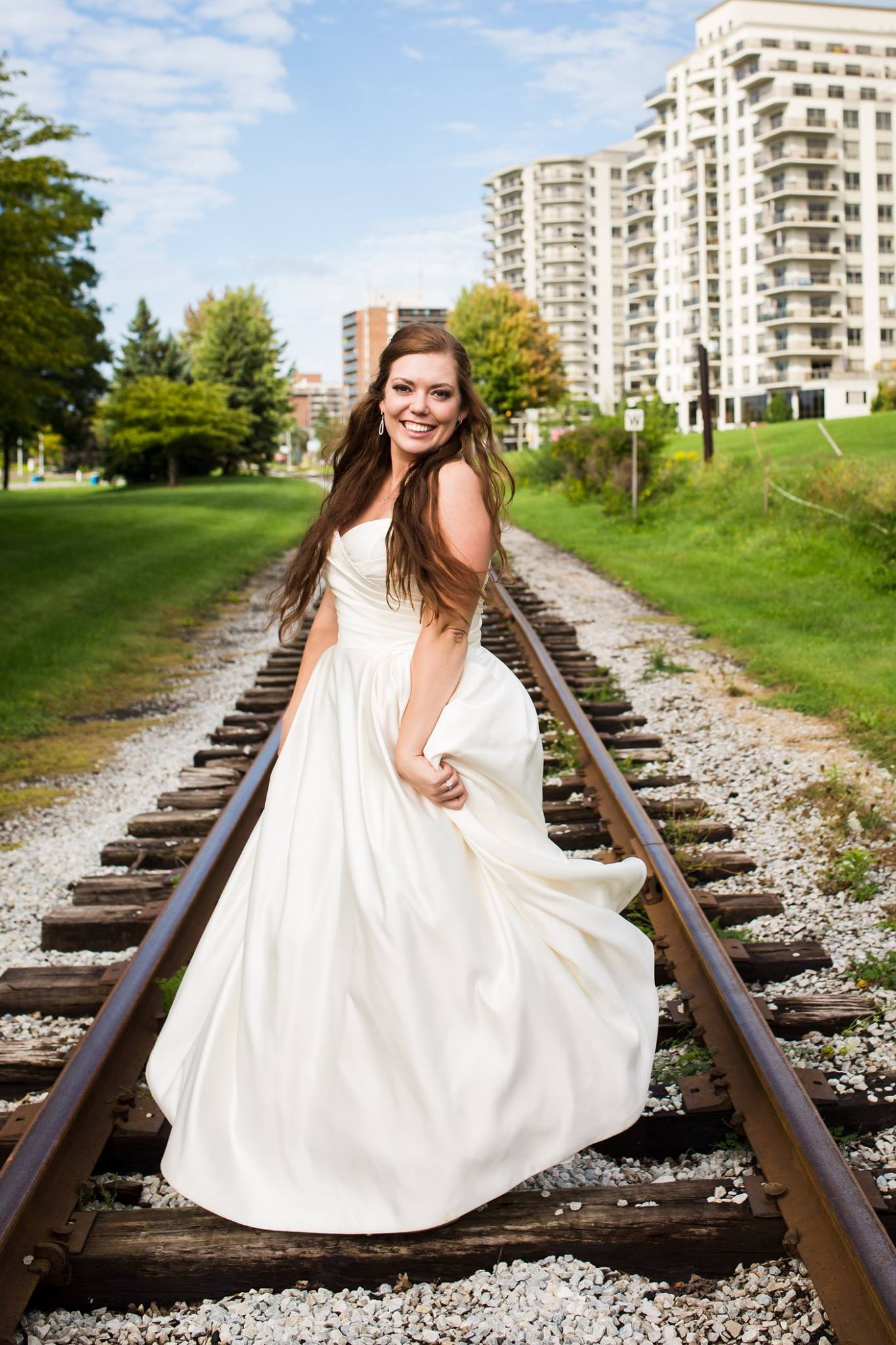 Bride: Lyndsay  Photographer:  Live.Love.Laugh Photography