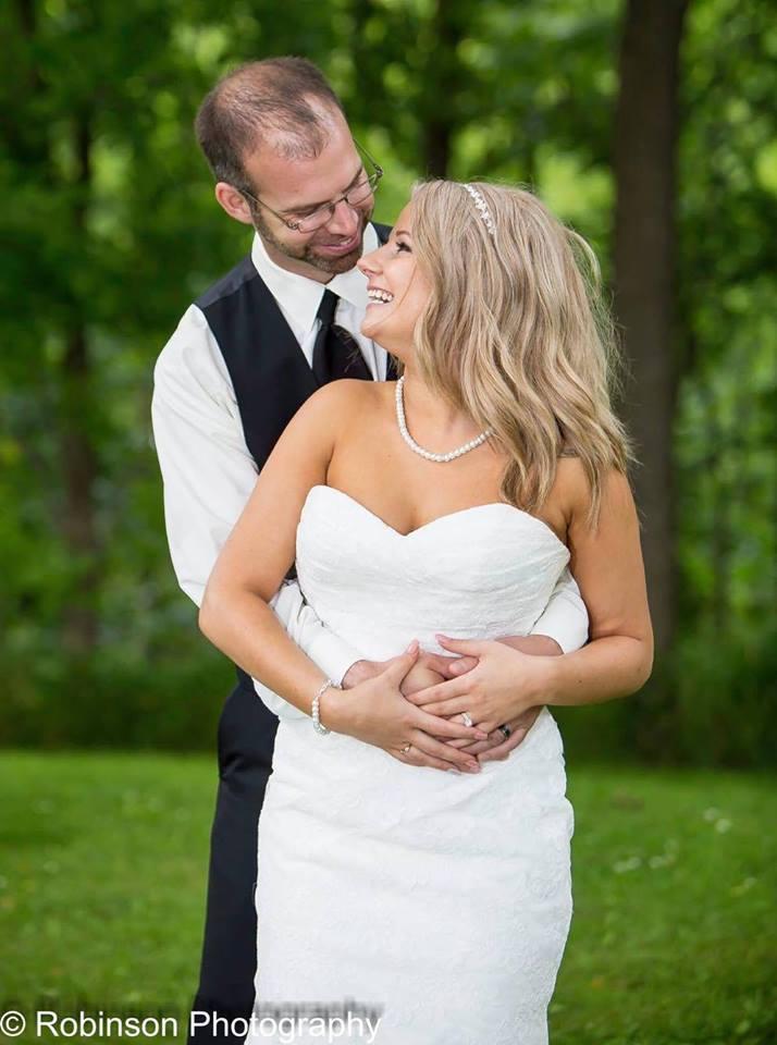 Bride: Tamara    Photography:  Robinson Photography
