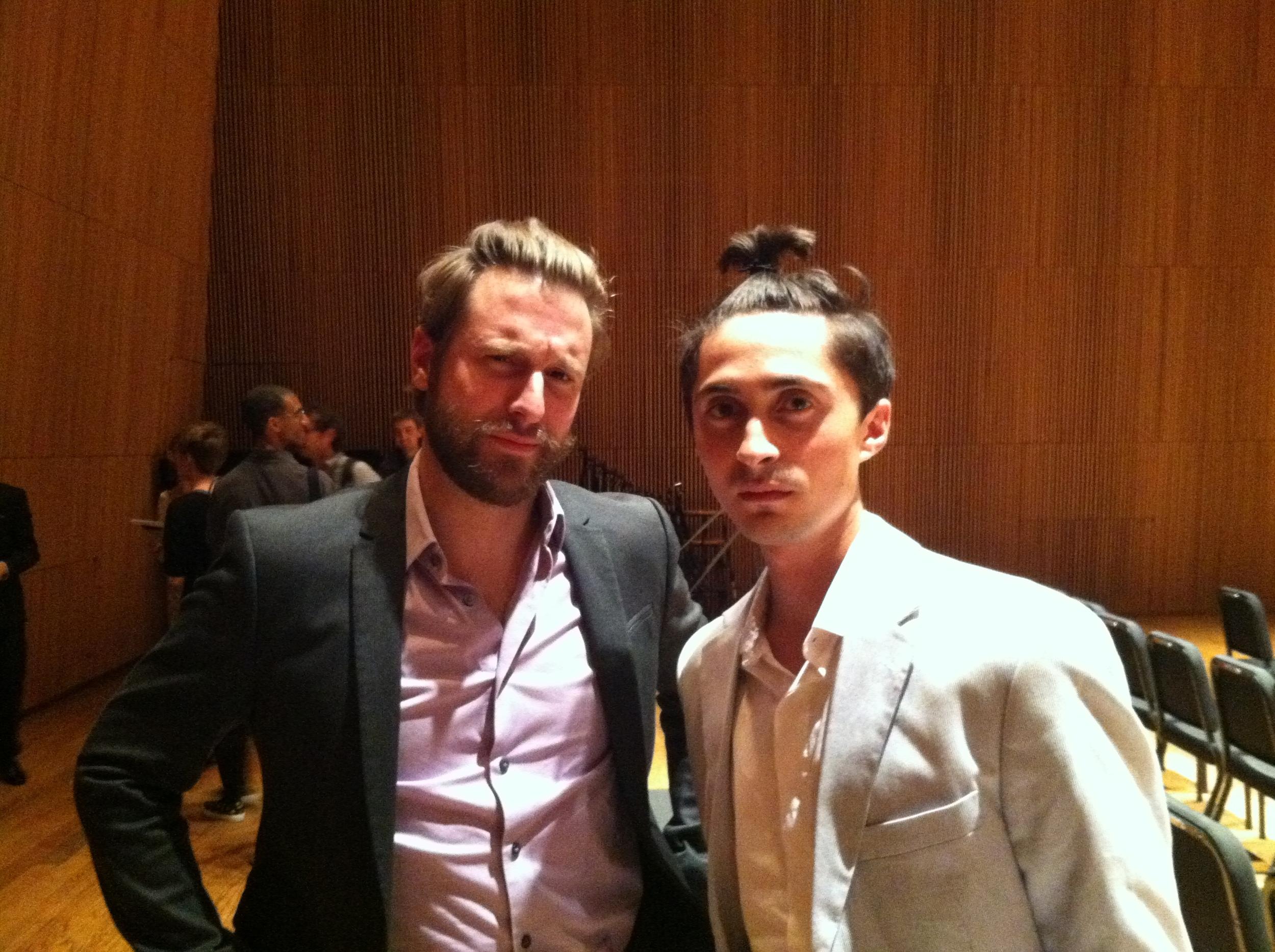 Man-buns with Jesse Blumberg