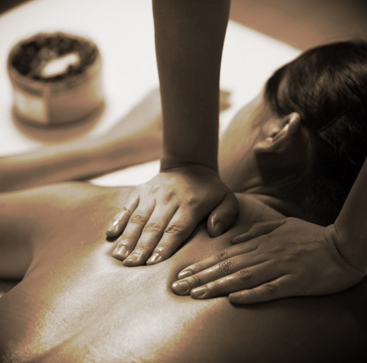 Traditional Massage is proven to improve circulation, relaxation and well being