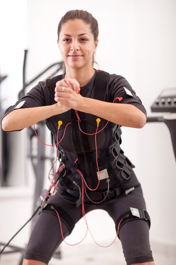 Miha Body-tec is some of the most advance EMS equipment available.