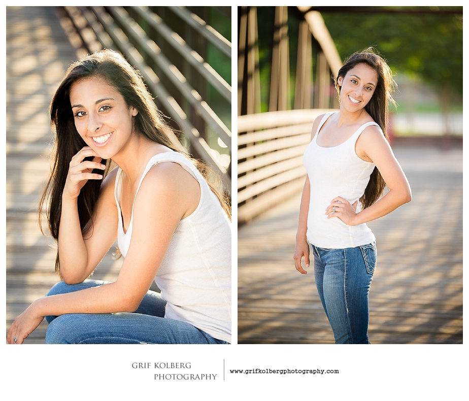 Richmond TX Senior Portrait Photographer, Sugar Land Senior Portrait Photographer - Travis High Senior Photo