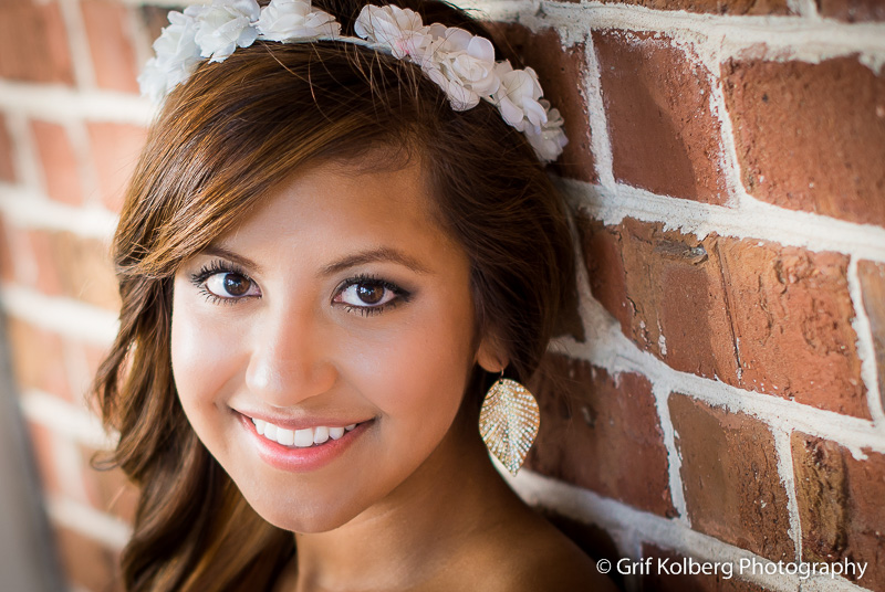 Senior Portrait Session - Houston Senior Portrait Photographer