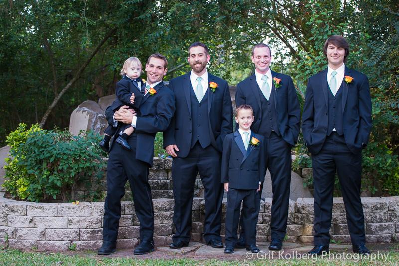 Tomball, TX Wedding at Ella's Garden, Tomball Wedding Photographer