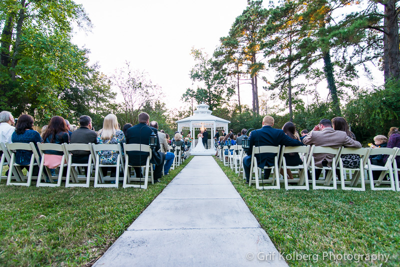 Beatuful evning at Ella's Garden, Wedding at Ella's Garden, Tomball, TX
