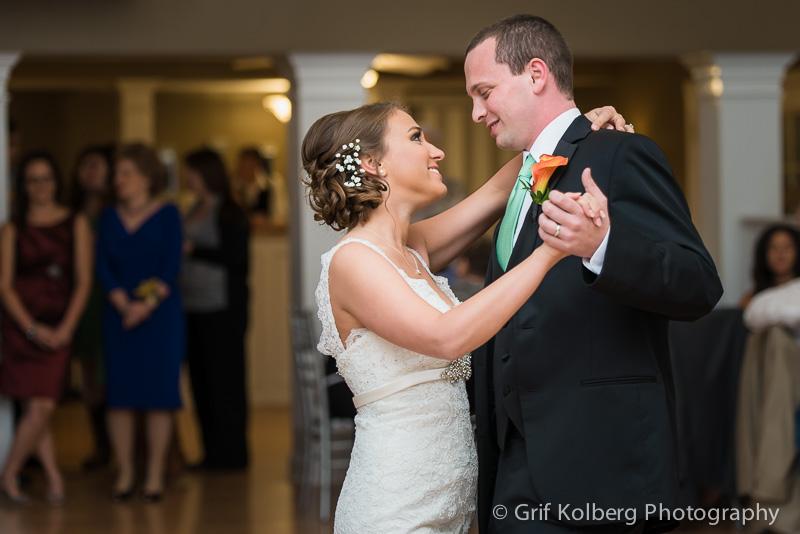 Ella's Garden Wedding, Tomball Wedding Photographer, Reception photo, Bride and Groom, first dance