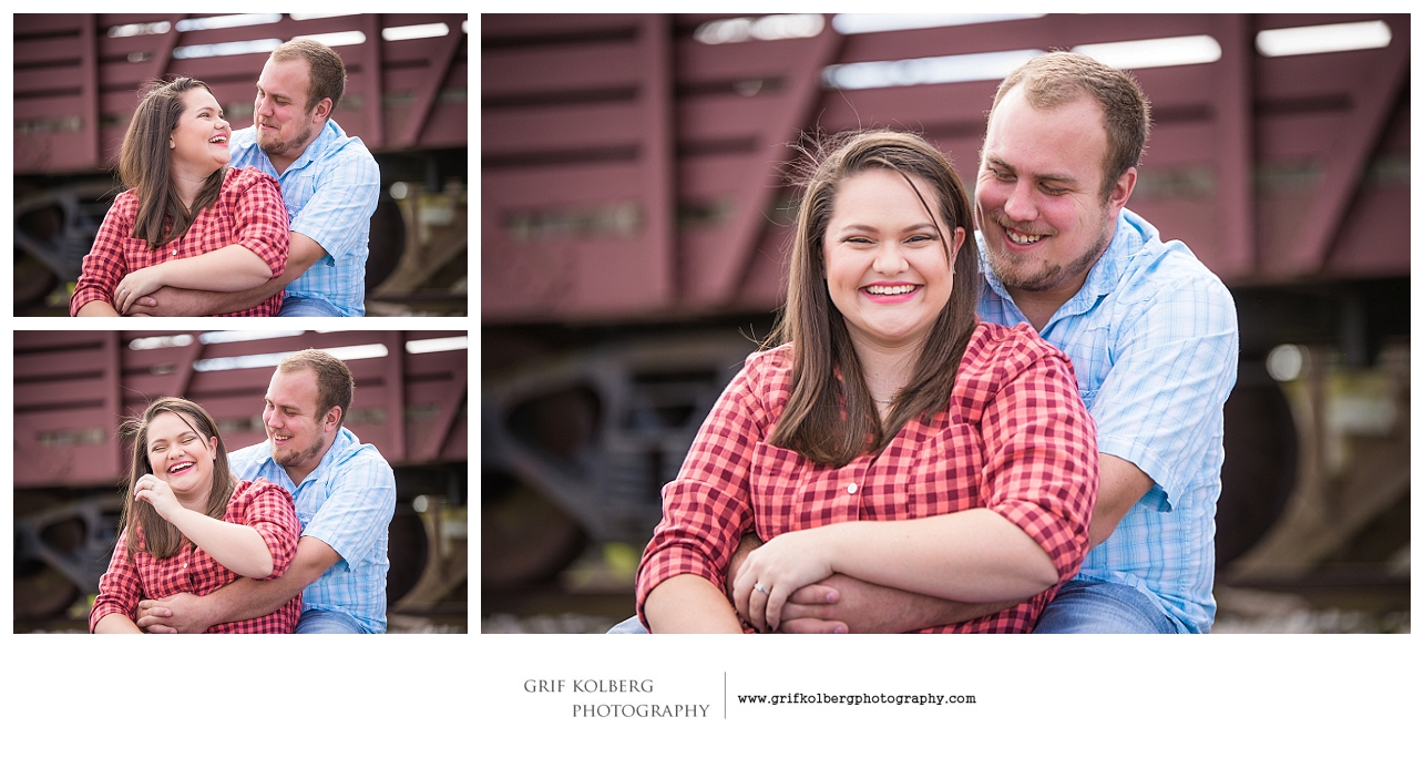 Richmond Engagement Photographer - Anthony & Brittany Engagement Session