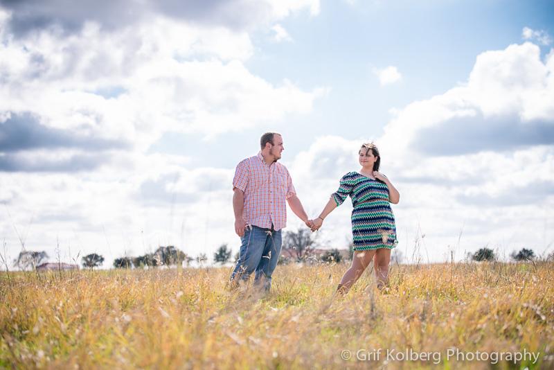 Engagement Photo, Houston Wedding Photographer