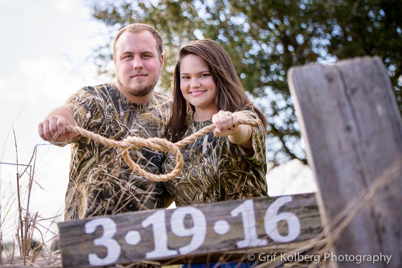 tie a knot Engagement, George Ranch Historical Park Engagement, Houston Wedding Photographer