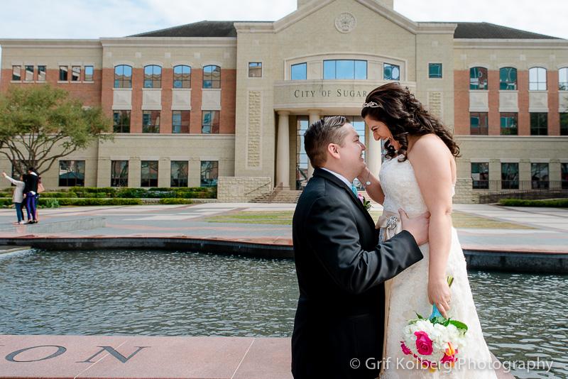 City hall Wedding, Sugar Land Marriott Town Square Wedding, Sugar Land Wedding Photographer