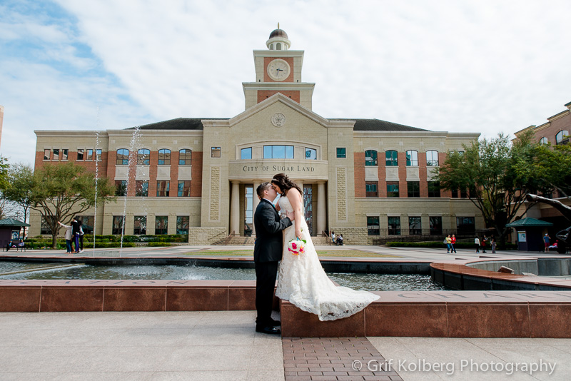 City of Sugar Land, City hall, Sugar Land Marriott Town Square Wedding, Sugar Land Wedding Photographer