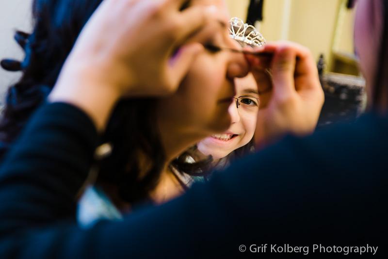 Bridal make up at George Ranch Historical Park, Wedding, Sugar Land Photographer