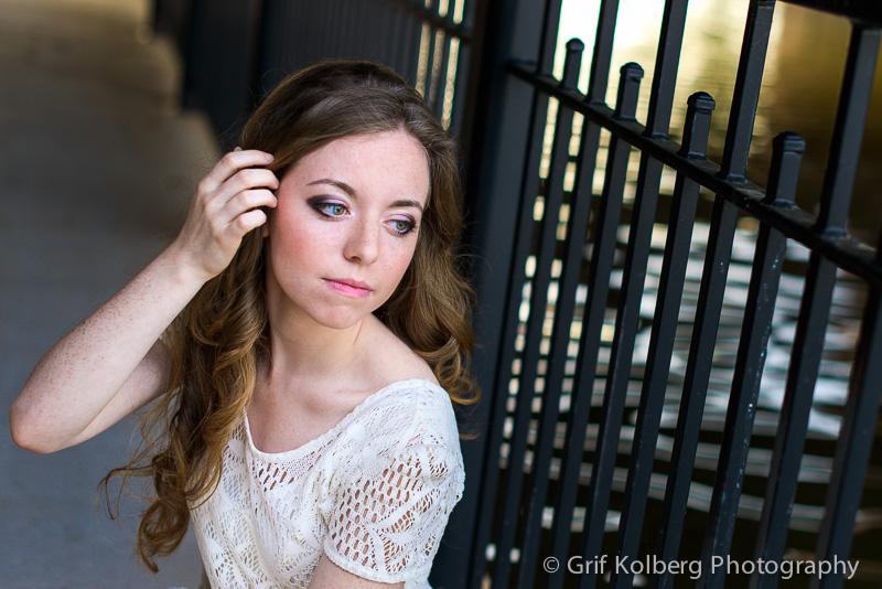 Senior Portrait Photographer - Clements High School - Sugar Land, TX