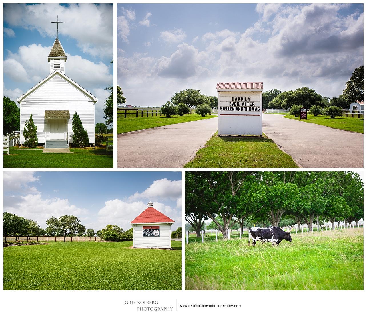 George Ranch Historical Park Wedding - Sugar Land Wedding Photographer