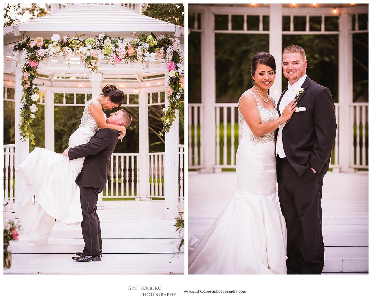 Tomball Wedding Photography - Ella's Garden Wedding
