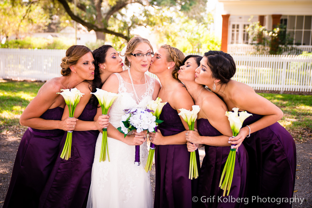Wedding at George Ranch Historical Park - Houston Wedding Photographer