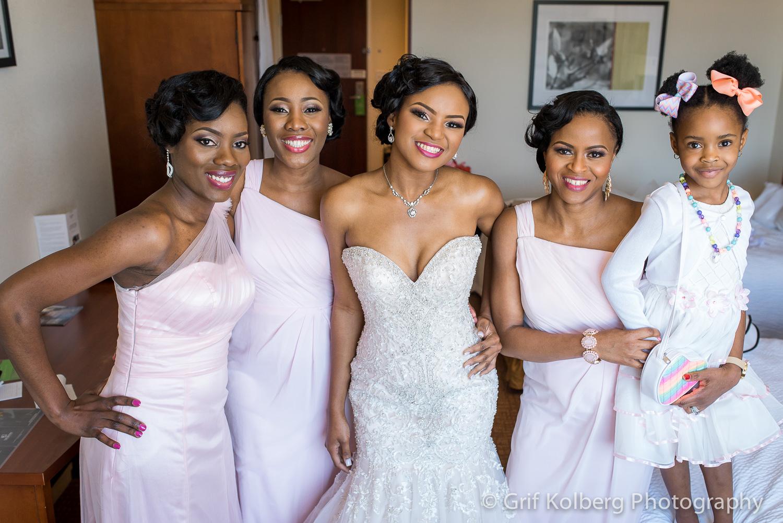 Ogonna + Chiedu | Buffalo Soldier Museum | Houston Wedding Photographer
