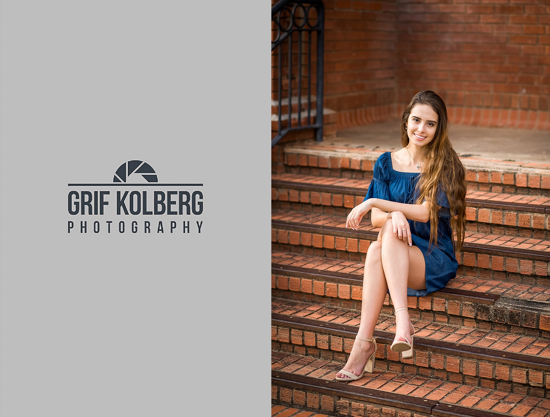 Elena's Senior Portrait | George Ranch High School | Senior Portrait Photographer