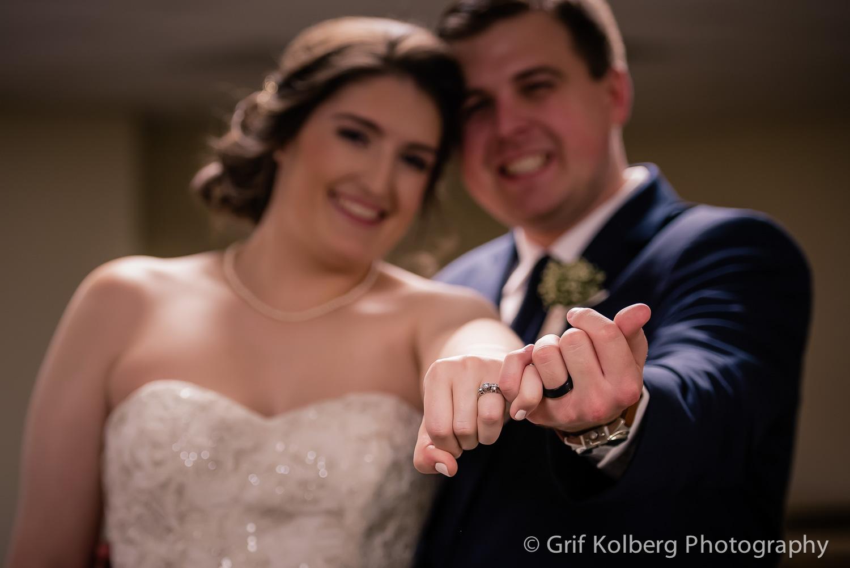 Belle Rose Mansion Wedding | Conroe Wedding Photographer