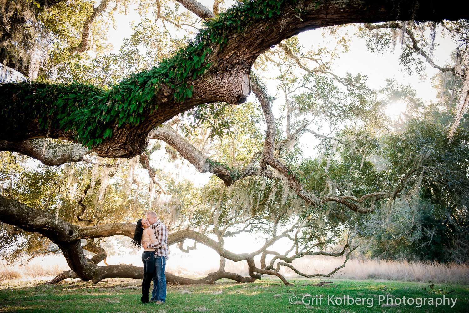 Brazos Bend State Park Engagement Session