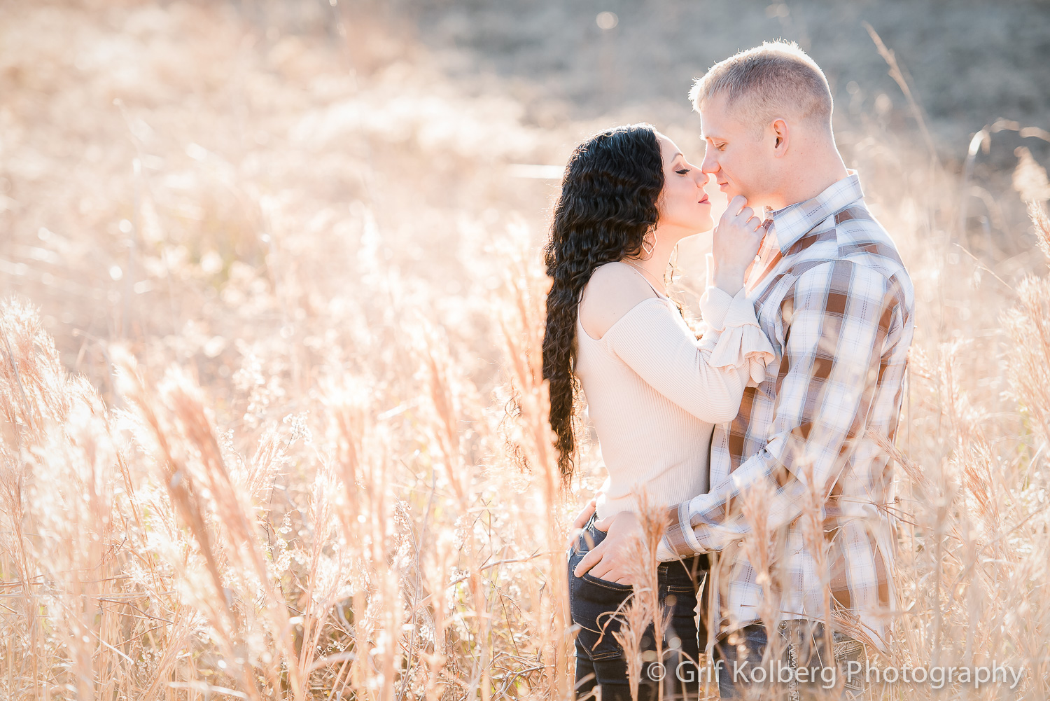 Houston Engagement Sunset Photography