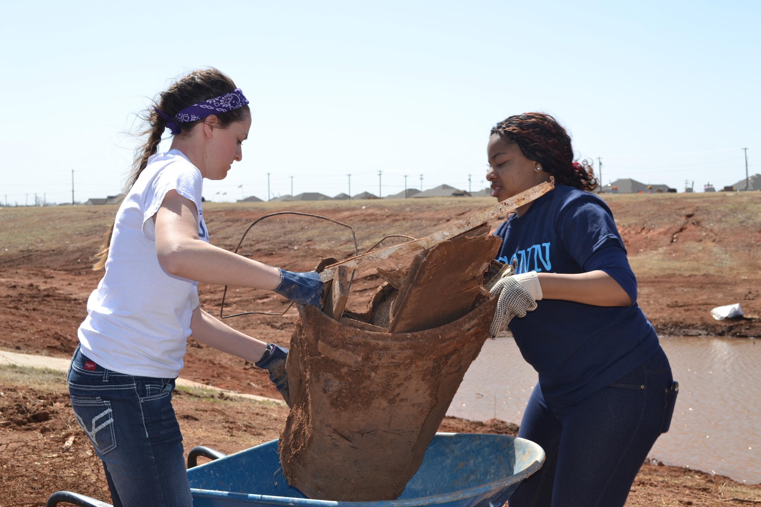 CT volunteers Little River 3.18.14-10.JPG