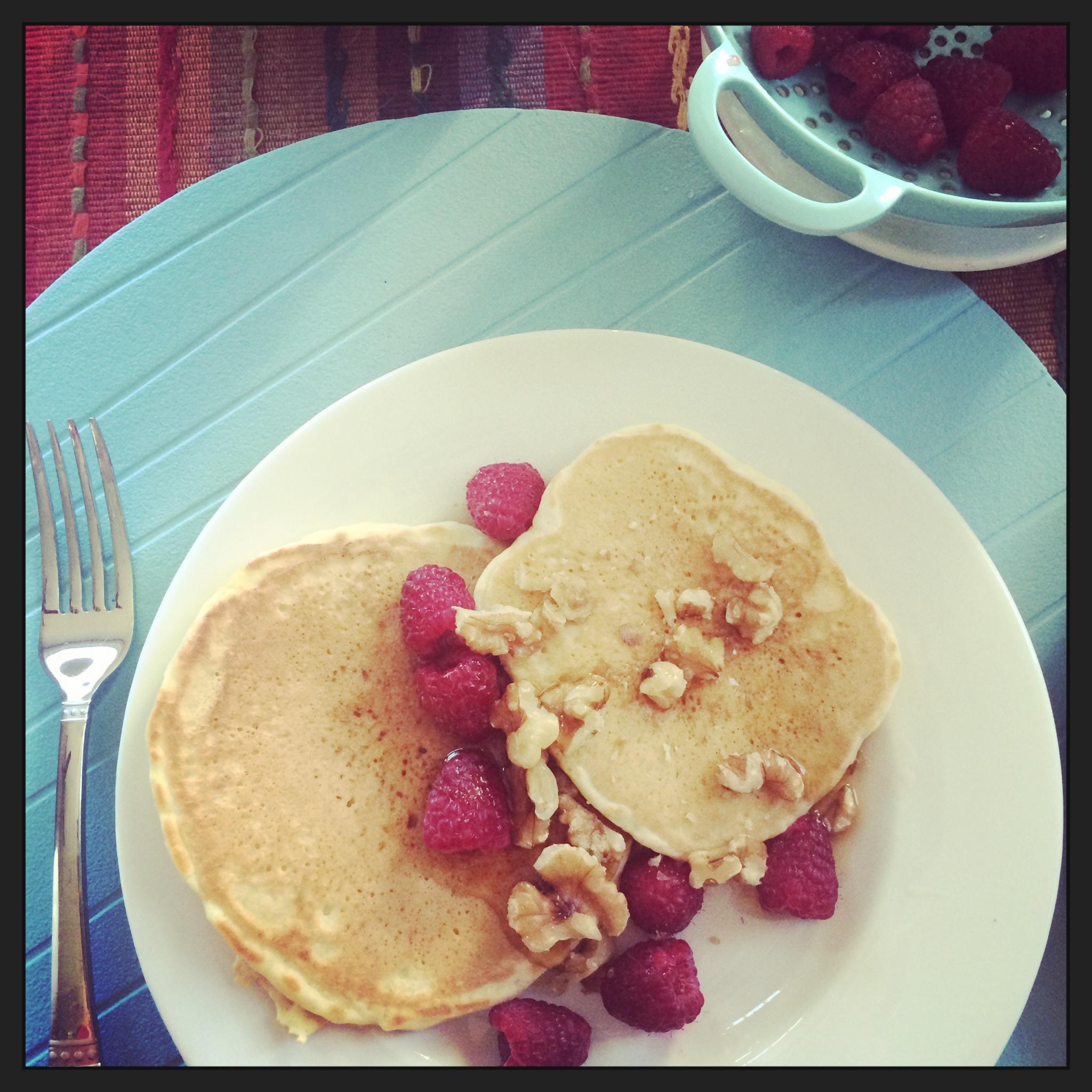 pancakes-sunday-raspberries-walnuts-asimplerdesign