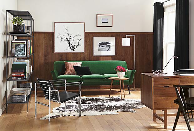 murphy-sofa-emerald-roomandboard-asimplerdesign