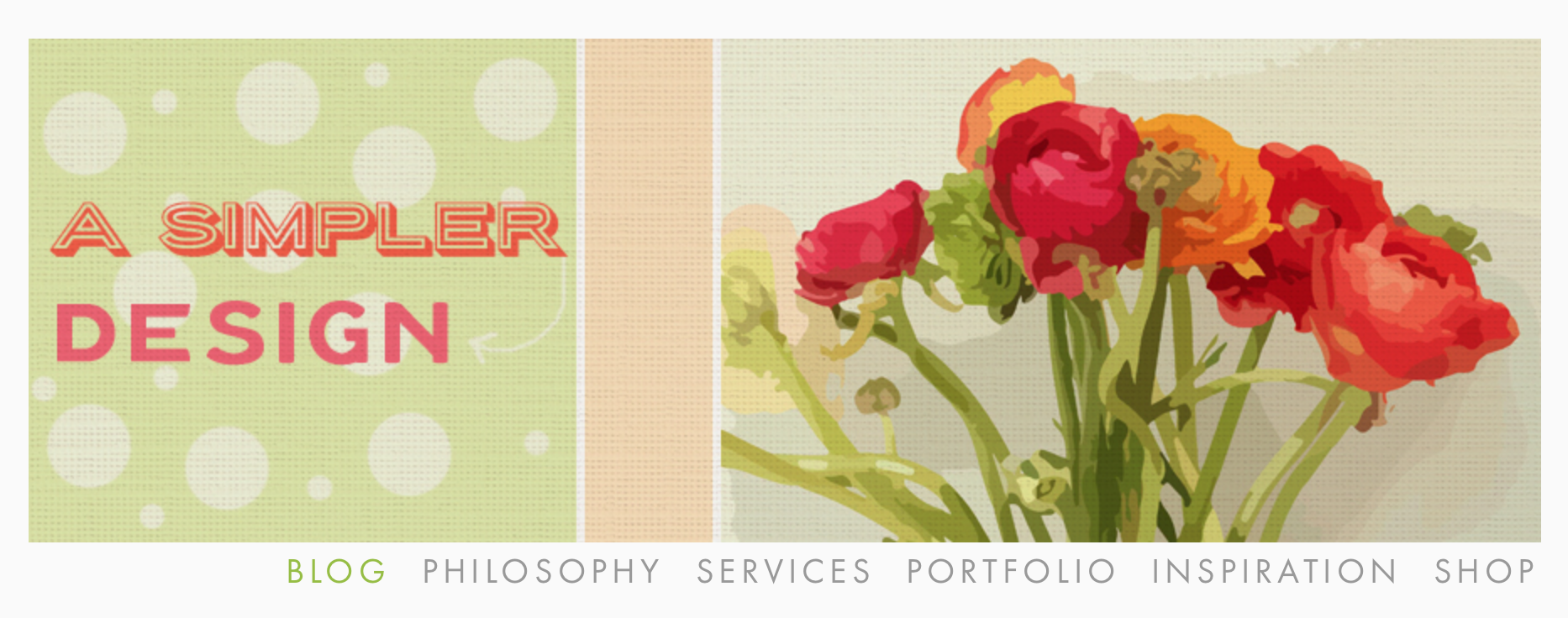 Made this logo during the Blogshop class. It's still a work in progress, but I thought it was pretty enough to try out!