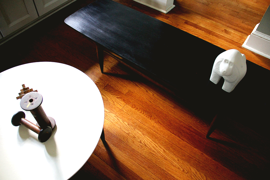 Black And White Mid Century Modern Coffee Tables A Simpler