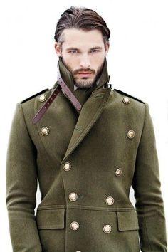 green-military-coat-brass-buttons
