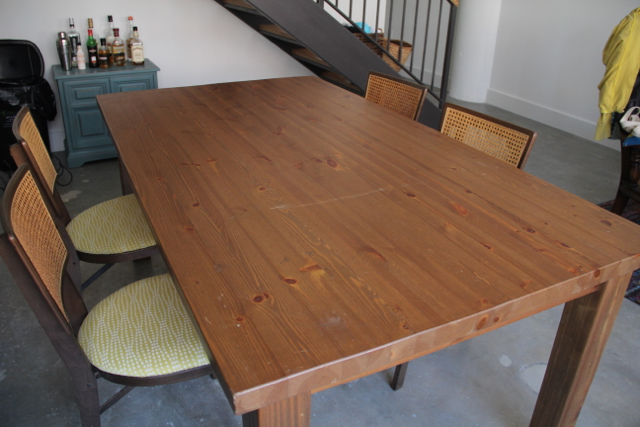 How To Make An Ikea Table Look Old, Can I Refinish An Ikea Table