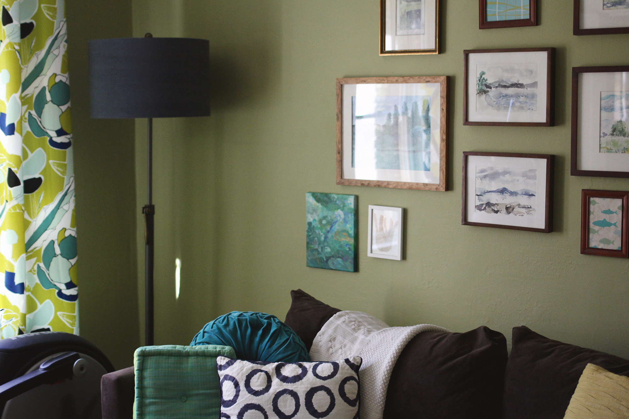 Avocado Green Bedroom Creepingthyme Info