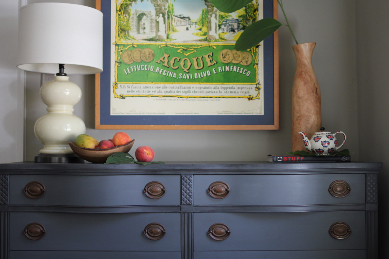 Annie Sloan Furniture Painting