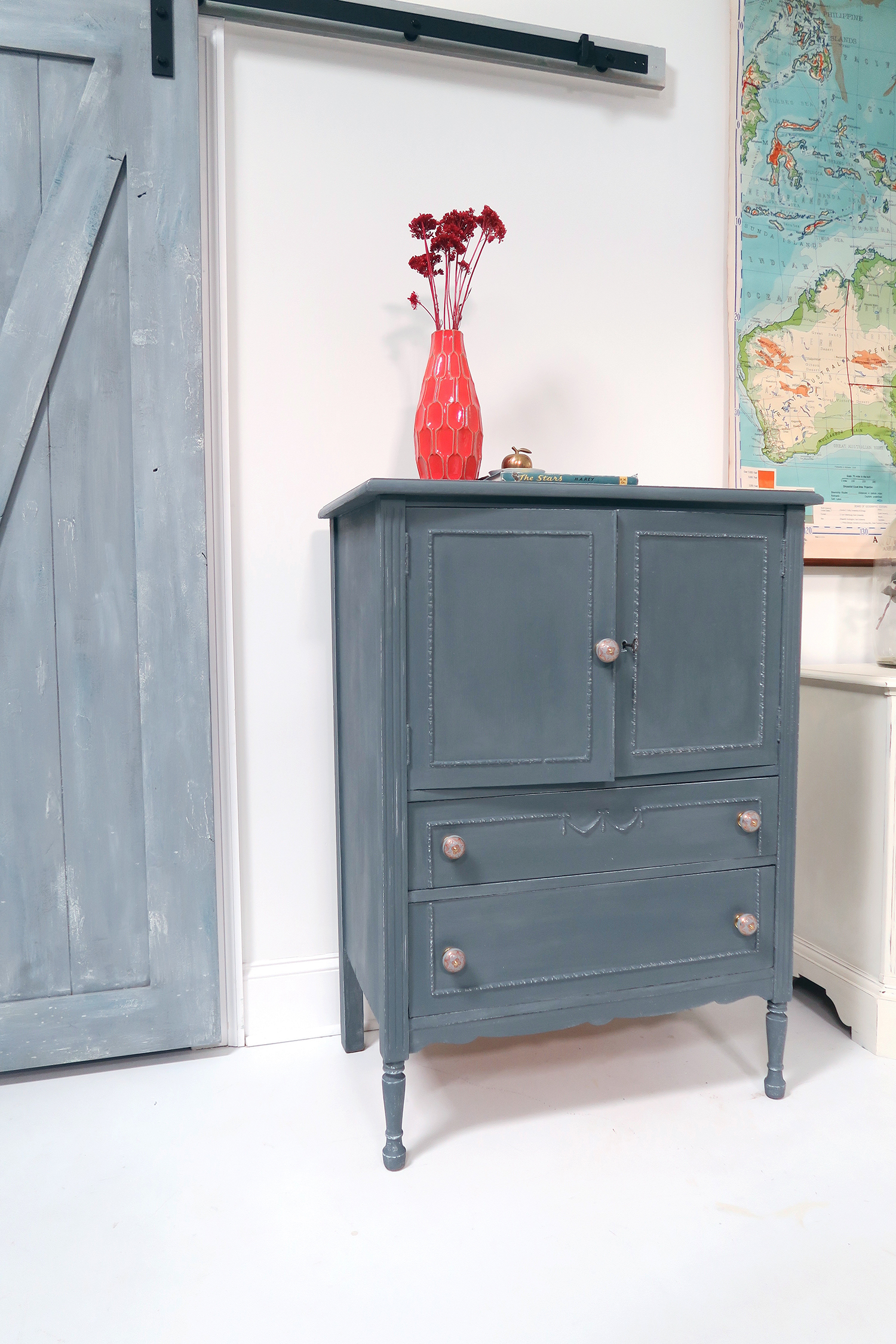My Go To Chalk Paint Combination Annie Sloan S French Linen