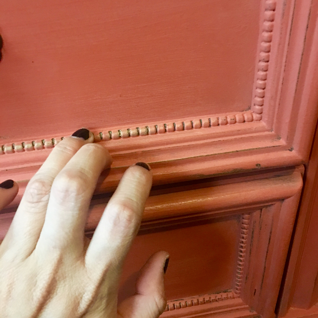 jo-torrijos-a-simpler-design-atlanta-painted-furniture-annie-sloan-barcelona-orange-scandinavian-pink-dresser-gold-details-13.jpg