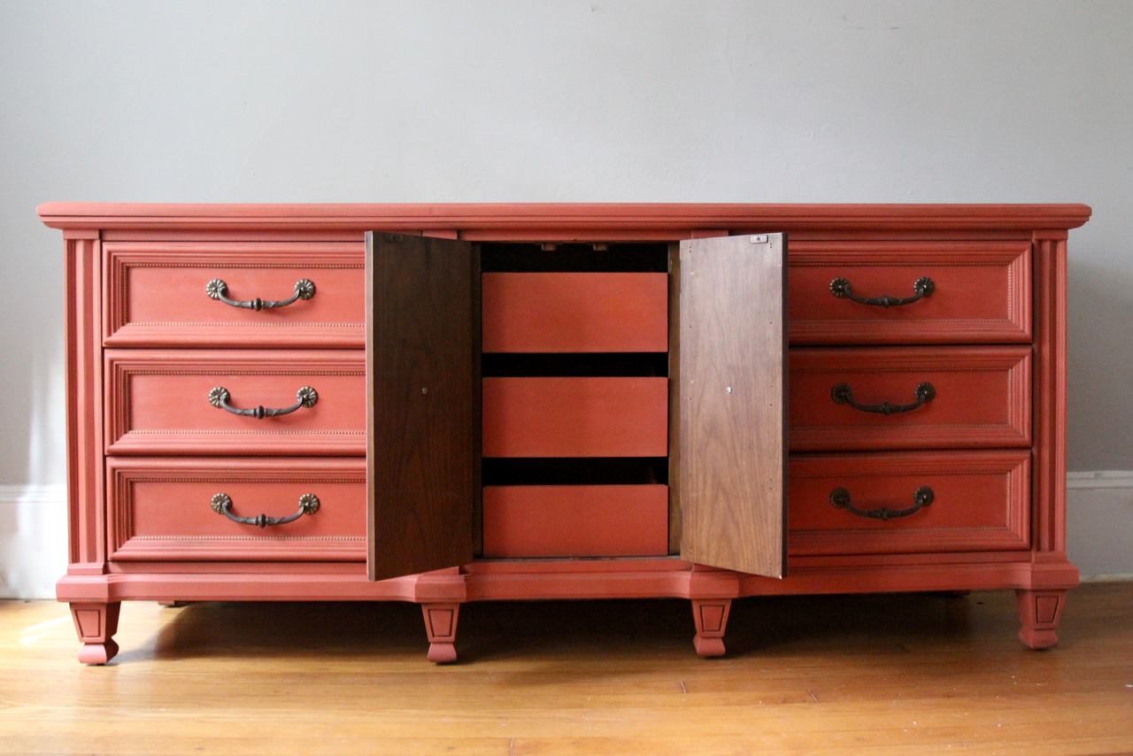 jo-torrijos-a-simpler-design-atlanta-painted-furniture-annie-sloan-barcelona-orange-scandinavian-pink-dresser-gold-details-4.jpg