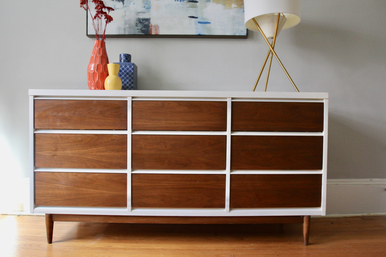 jo-torrijos-a-simpler-design-atlanta-painted-furniture-annie-sloan-old-white-mid-century-dresser - 4.jpg