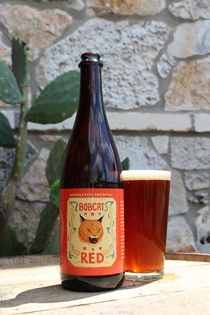 Bobcat Red - Hoppy American Red