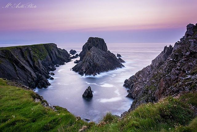 Featured Photo: Sunset at Malin Head on the Inishowen Peninsula, County Donegal by @mcardlephoto. This is the most northerly point of Ireland. Have you been there?  Make sure to check out her page.  Follow us to see more amazing images of Ireland 😀 -------------------------------------------------------------------------- Use our #pictureireland hashtag to share your best photos and to be in with a chance to be featured on our Instagram and website instagram community page: www.picture-ireland.com/instagram  #pictureireland #Irish #fineart #landscape #photography #landscapephotography  #ireland #inspireland_ #loveireland #tourismireland #igersireland #insta_ireland #instaireland #discoverireland #photos #photooftheday #picoftheday #loves_ireland #malinhead #Donegal #Inishowen #sunset #beautiful
