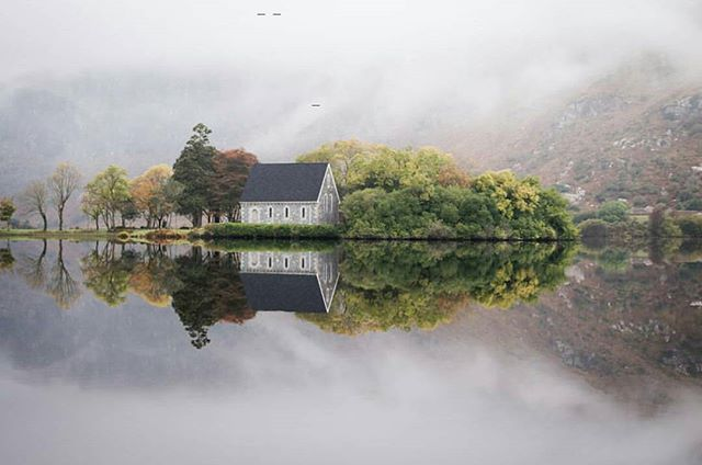Featured Photo: Misty day at Gougane Barra Hotel, Macroom, Co. Cork taken by @kroky__.  Make sure to check out his page.  Follow us to see more amazing images of Ireland 😀 -------------------------------------------------------------------------- Use our #pictureireland hashtag to share your best photos and to be in with a chance to be featured on our Instagram and website community page: www.picture-ireland.com/community  #pictureireland #fineart #landscape #photography #ireland #inspireland_ #loveireland #tourismireland #igersireland #insta_ireland #instaireland #irish #photography #discoverireland #photos #photooftheday #picoftheday #loves_ireland #Cork #gouganebarra #hotel