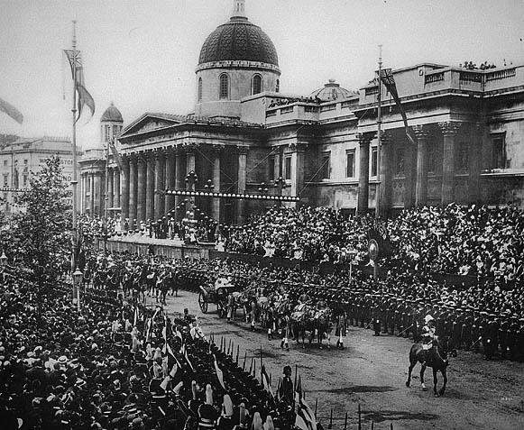 QUEEN VICTORIA'S JUBILIEE, circa 1897.