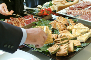 Cater Your Next Corporate Lunch Through Savory Catering in Dallas, Texas!
