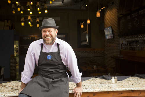 Owner and Executive Chef, Jonathan Calabrese of Savory Catering in Dallas, Texas!