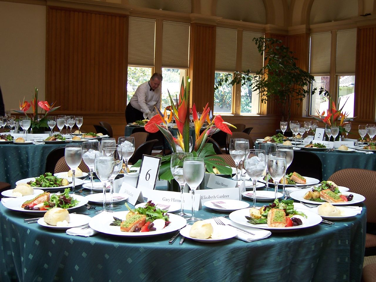 Catering Your Rehearsal Dinner with Savory Catering in Dallas, Texas!